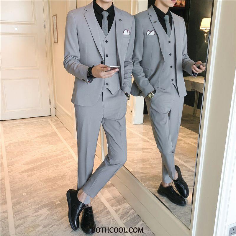Suits Mens Buy Handsome Men's Suit Men's Marriage Slim Fit Pink