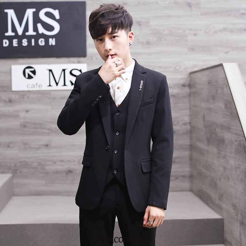 Suits Mens Cheap Professional Slim Fit Formal Suit Best Man Men Suit Blue