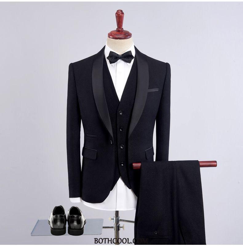 Suits Mens Sale Wedding Slim Fit Europe British Autumn Costumes Khaki