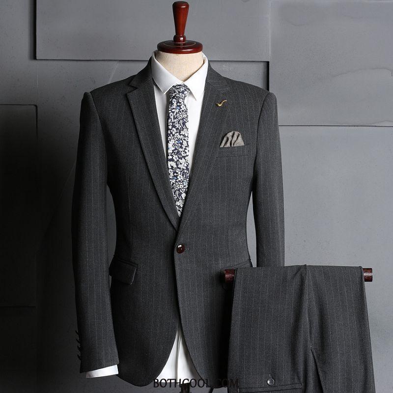 Suits Mens Discount New Set Two Pieces Suit Men's Men's
