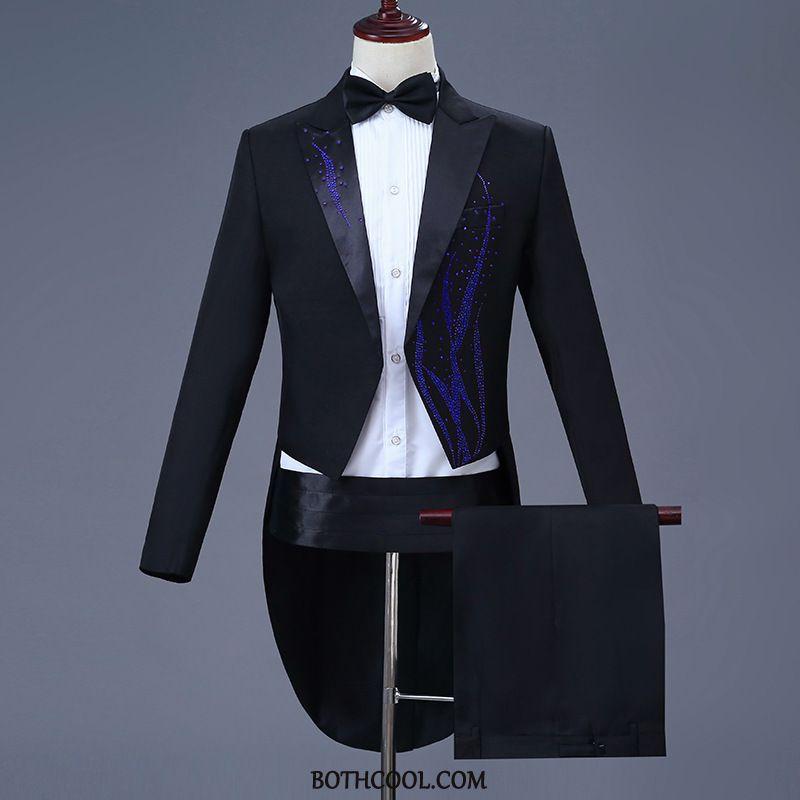 Suits Mens Discount Online New Big Costumes Stage Studio Men