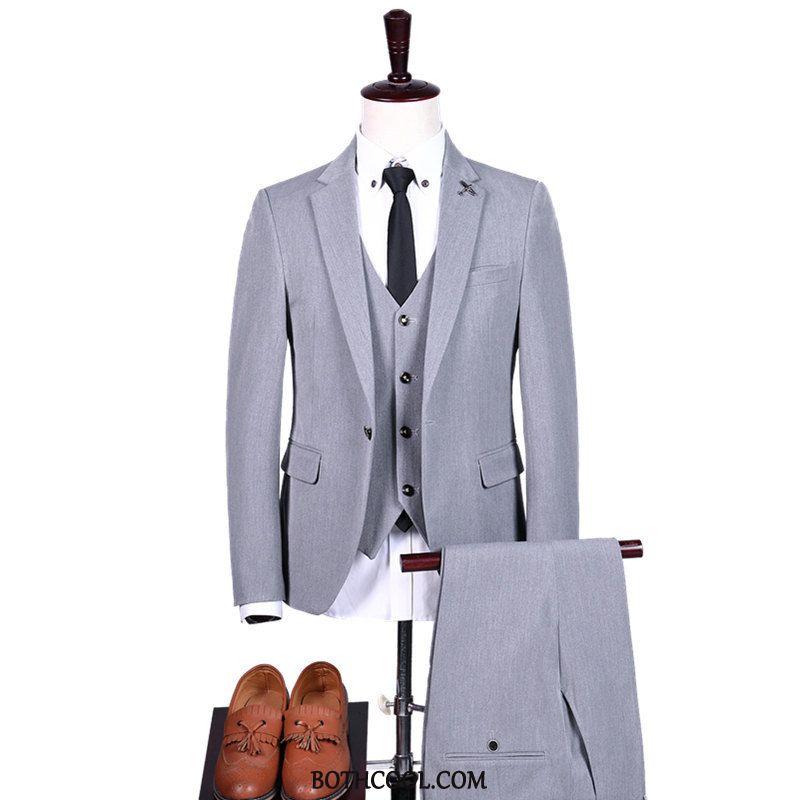 Suits Mens Online Professional Marriage Wedding Slim Fit Men Business